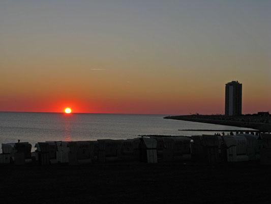 © Traudi - Sonnenuntergang