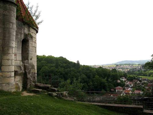 © Traudi  -  Die Aussicht von hier oben