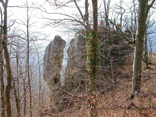 © Traudi – Ruine Reußenstein/Schwäbische Alb