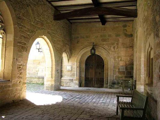 Kloster Bebenhausen, 28.08.2011  -  © Traudi