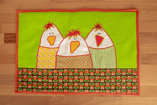 © Traudi - Sets - nicht nur zum Eier verspeisen