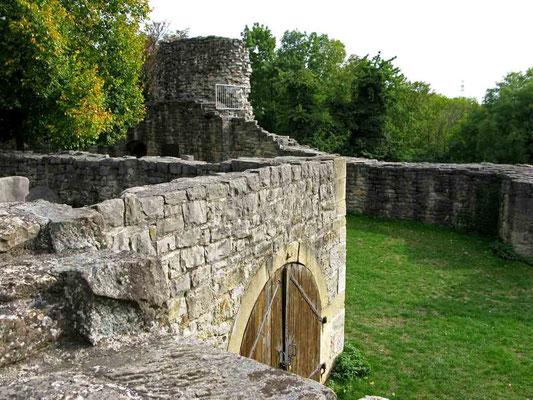 © Traudi – Ruine Nippenburg