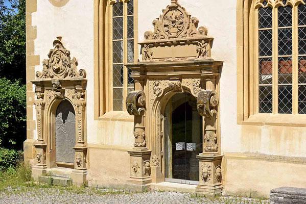 © Traudi – Schlosskapelle