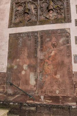 © Traudi - Epidaphe am Eingang