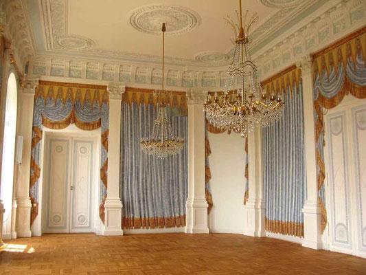 Schloss Hohenheim, Blauer Saal - © Traudi