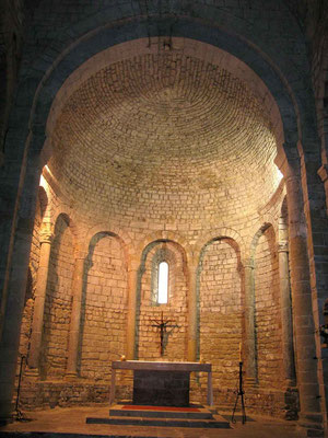 © Traudi – Kloster Vilabertran, Altar