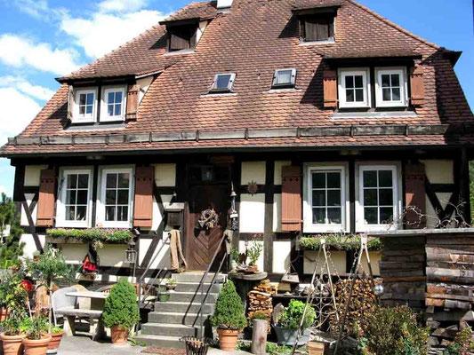 Kloster Bebenhausen, Forsthaus, 28.08.2011  -  © Traudi