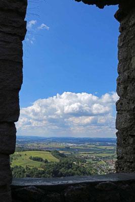 © Traudi - Atemberaubende Aussicht hinunter nach Heubach