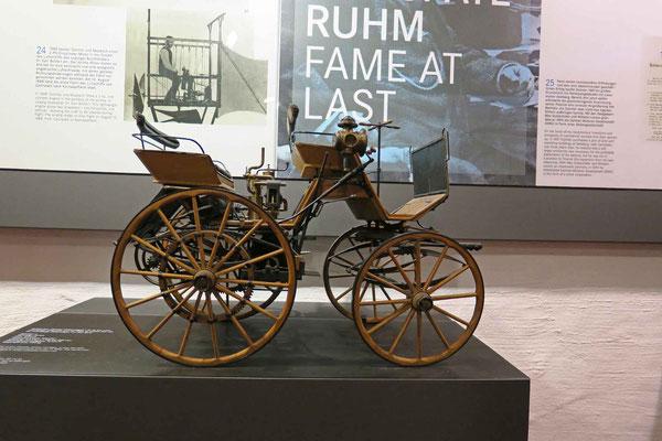 © Traudi - Daimler Motorwagen
