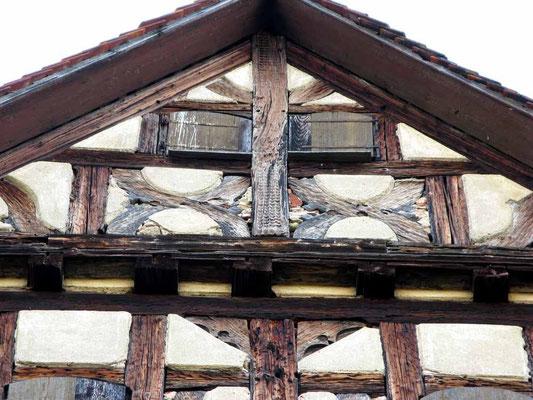 ©Traudi *** Klosterprälatur, Giebel