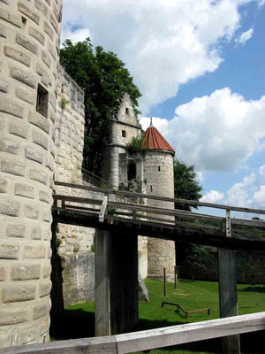 © Traudi  -  Die Brücke zum inneren Bereich