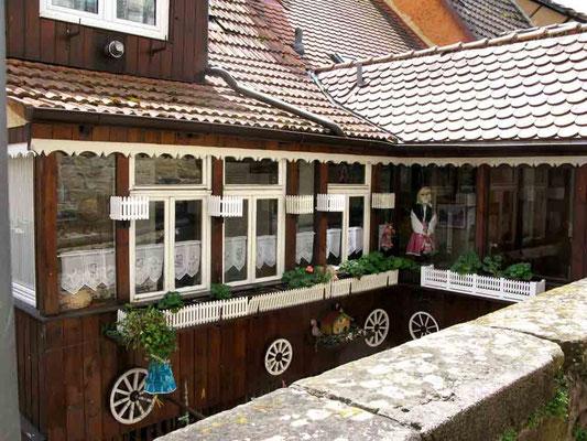 09.06.2010 (c) Traudi  -  Häuser am Hexenwegle