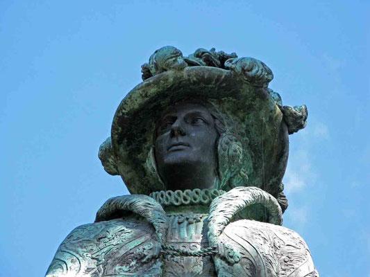 © Traudi - Denkmal von Fräulein Maria, der Wohltäterin der Stadt