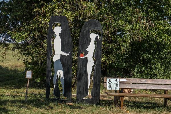 © Traudi - Adam und Eva. Wir können sie aus verschiedenen Perspektiven betrachten.