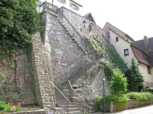 ©Traudi / Treppenaufgang zur Altstadt