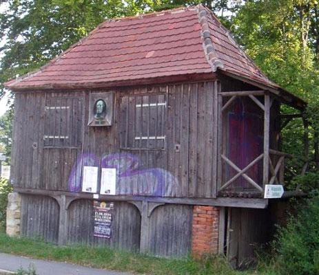 Foto Wikipedia - das alte Dulkhäusle, wurde 2011 abgerissen.
