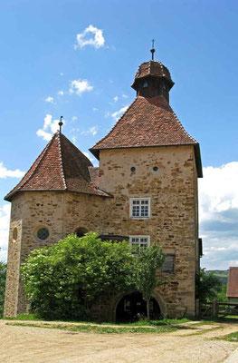 © Traudi – Rechberghausen, Schloss