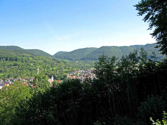 © Traudi  -  Blick ins Lenninger Tal