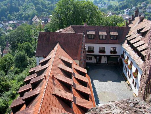 © Traudi - Aussicht vom Dicken Turm