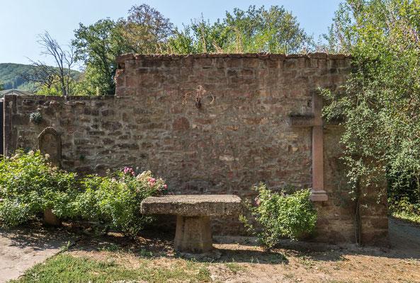 © Traudi - ein ehemalaiger Altar