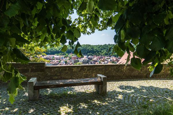 © Traudi - endlich angekommen *schnauf* - zur Belohnung hat man einen herrlichen Blick zur Altstadt