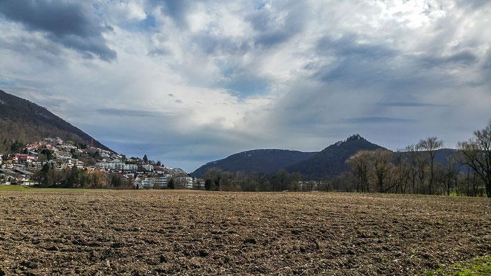 © Traudi - Blick auf die Ruine Hohenurach