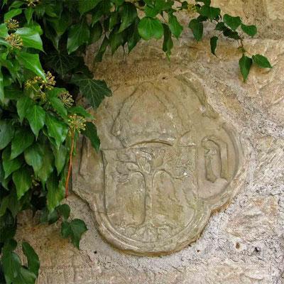 ©Traudi *** Wappen am Eingangstor zur Ulrichskapelle