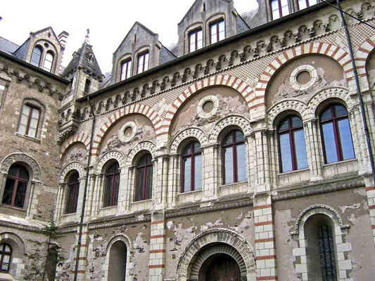 Foto 2007 © Traudi / Schloss Angers