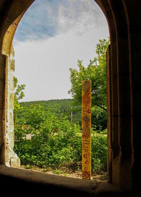 © Traudi – in der Klosteranlage Lorch