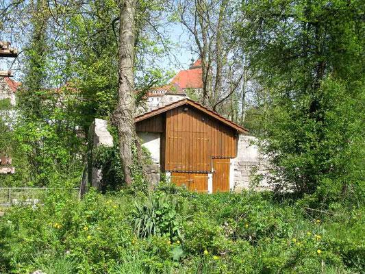 ©Traudi / Alte Mühlen-Mauern an der Enz