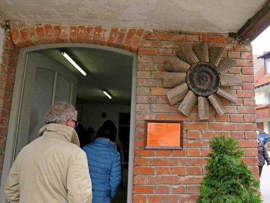 © Traudi - Eingang zur Manufaktur