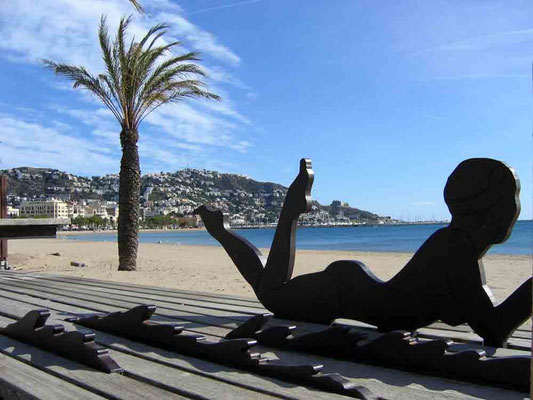 © Traudi - Foto 2009 *** Strand von Rosas