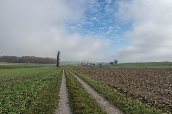 © Traudi - Auf dem Weg zur Anhäuser Mauer