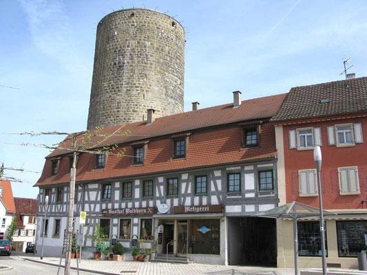 ©Traudi / Waldhornturm mit Gasthof