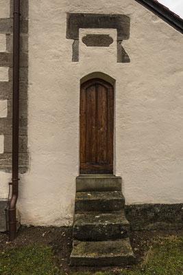 "© Traudi - ""Hintereingang"" für den Pfarrer"