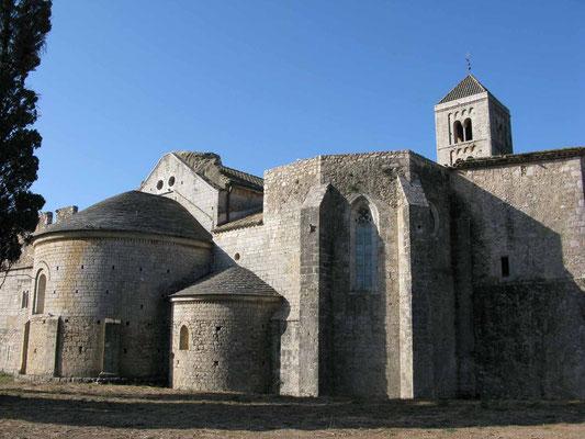 © Traudi – Kloster Vilabertran, Apsiden