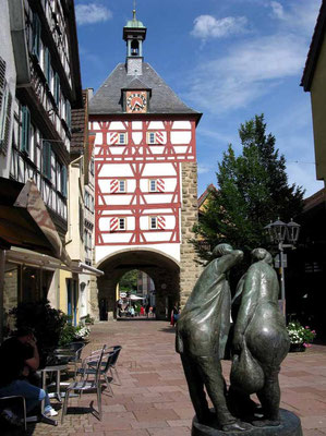 02.07.2011 (c) Traudi - Unteres Tor, 15. Jahrhundert