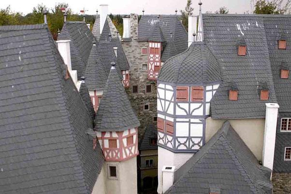 Foto (c) Traudi / Burg Eltz, Innenbereich