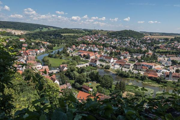 © Traudi - Sicht auf die Stadt