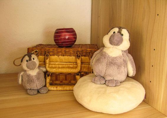 © Traudi - der Pingu mit dem Schlüsselbund-Pingu