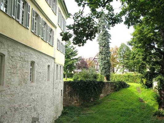 © Traudi 2010 – Schloss in Kirchheim u.T.,