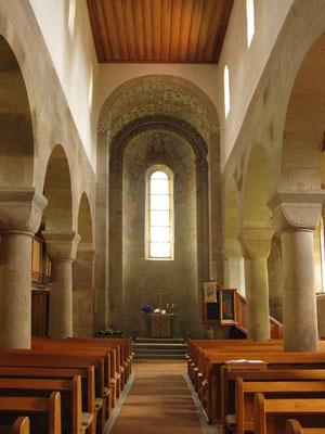 Neckartailfingen, Martinskirche innen – © Traudi