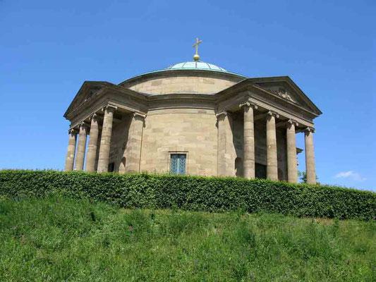 Grabkapelle Rotenberg  /  Foto ©Traudi