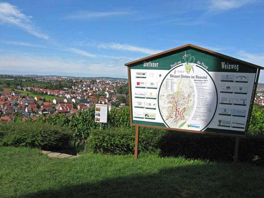 Yburg, Remstal  -  © Traudi