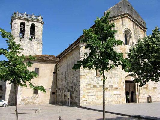 Besalu, Sant Pere - ©Traudi