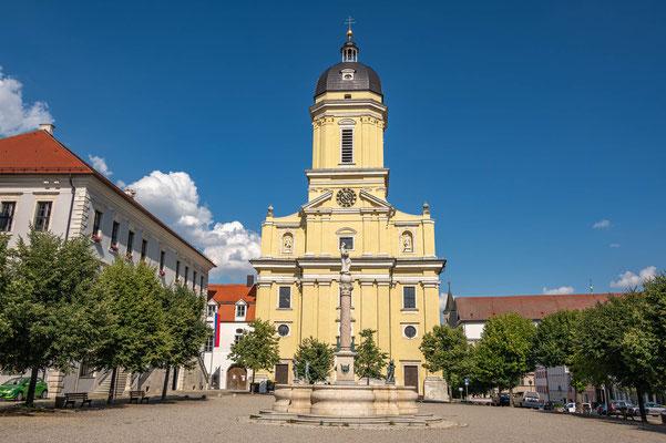 """© Traudi - Die Hofkirche """"Zu unseren lieben Frau"""""""