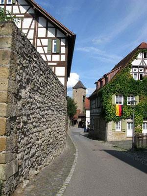 02.07.2011 (c) Traudi  - Der Pulverturm, Nördlicher Eckturm der Stadtbefestigung, 15. Jahrhundert.