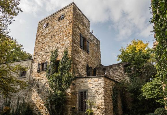 © Traudi - Bewohnter Turm