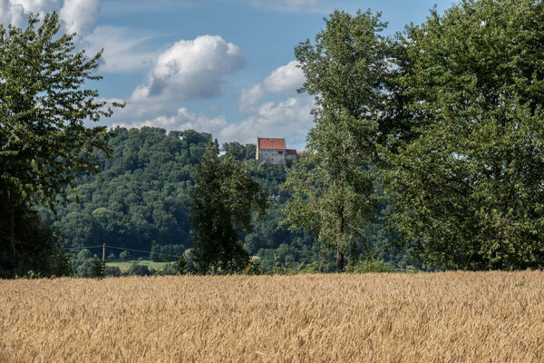 © Traudi - Sicht auf das Schloss Ramsberg