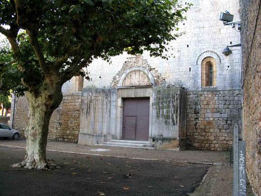 © Traudi – Kloster Vilabertran, Eingang